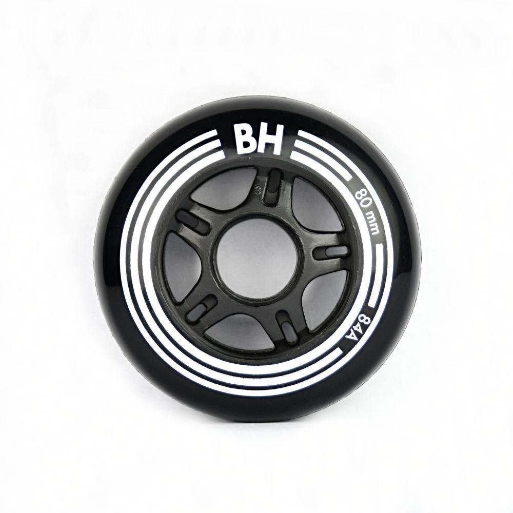 Sada 8 ks in-line koleÄŤek BH Black 80mm/84A