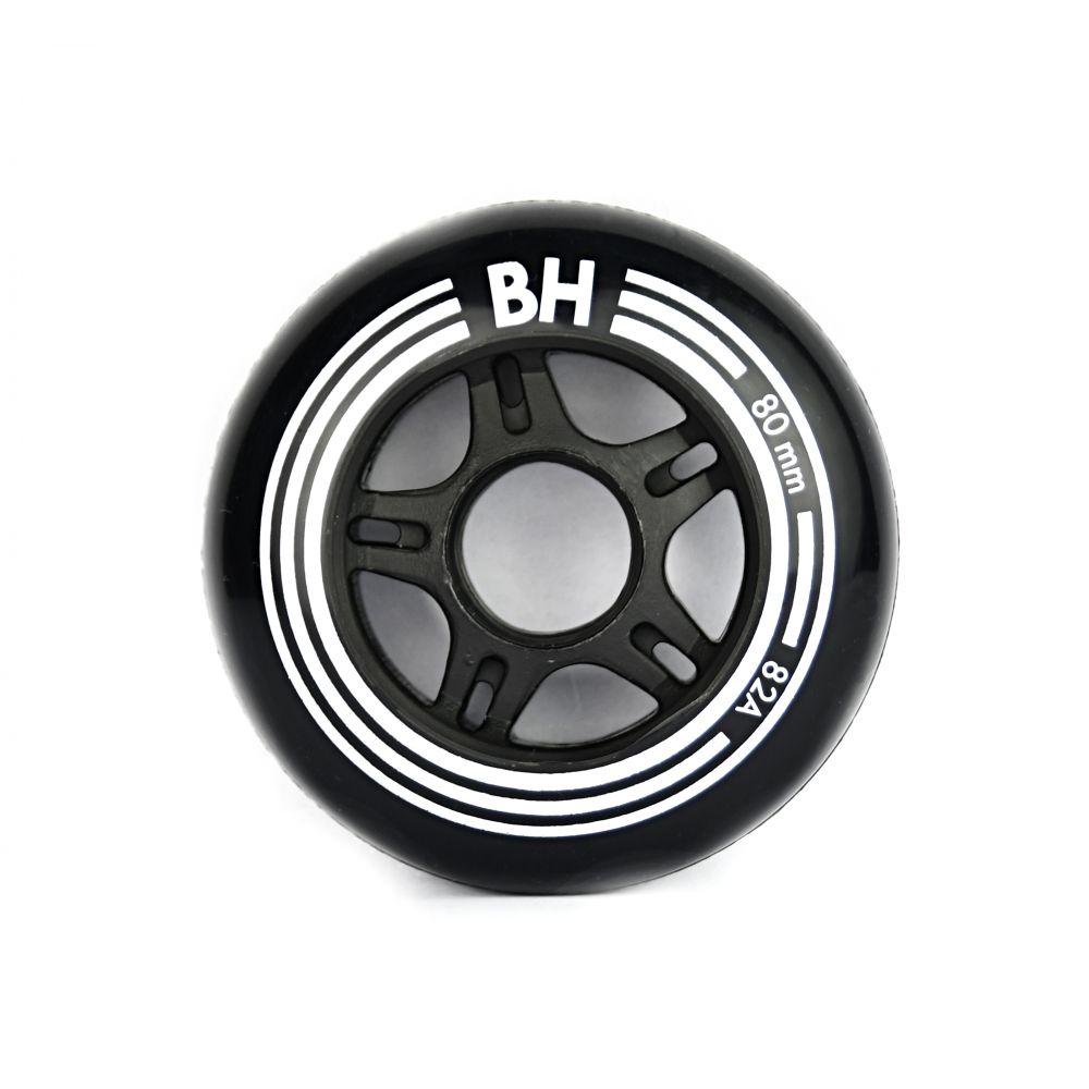 Sada 8 ks in-line koleÄŤek BH Black 80mm/82A
